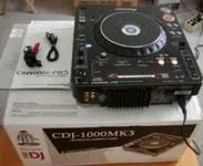 FOR SALE BRAND NEW PiONEER CDJ-1000MK2/Pioneer CDJ-1000MK3  - Instrumentos Musicales - Capital Federal