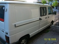 VENDO RENAULT TRAFIC LARGA DIESEL 2000 1.9   - Escuelas de Manejo - Capital Federal