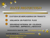 ELITE PROTECTION SEGURIDAD INTEGRAL - Custodia de Seguridad - Todo Argentina