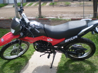 Vendo Motomel Skua 200 - Motos / Scooters - La Pampa