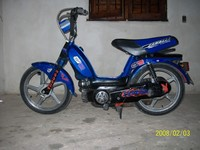 vendo zanella 50cc new fire 2004 - Motos / Scooters - Corrientes