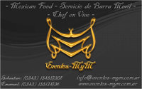 mym eventos - servicio de lunch - catering - mexican food - chef en vivo - barra movil - Servicio de Comidas - Entre Ríos