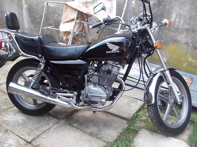 moto honda v-men chopper
