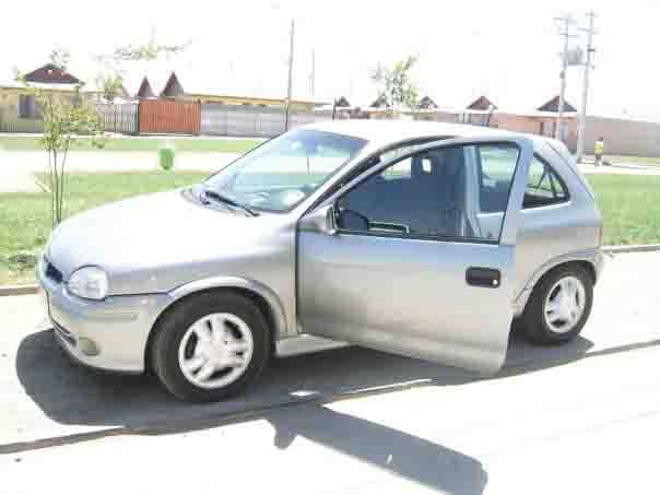 vendo opel corsa 1.6 full impecable - Autos - Todo Chile