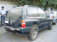 vendo jeep chocado grand vitara 2001 - Autos - Calbuco