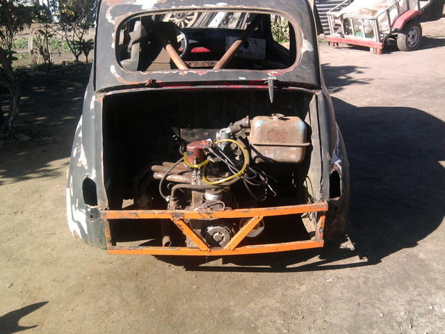 VENDO FIAT 600 DE COMPETICION - Autos - Todo Chile