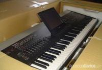 Korg M50-88 - 88-Key Synthesizer Workstation with Weighted Keys $650USD - Instrumentos Musicales - Leticia