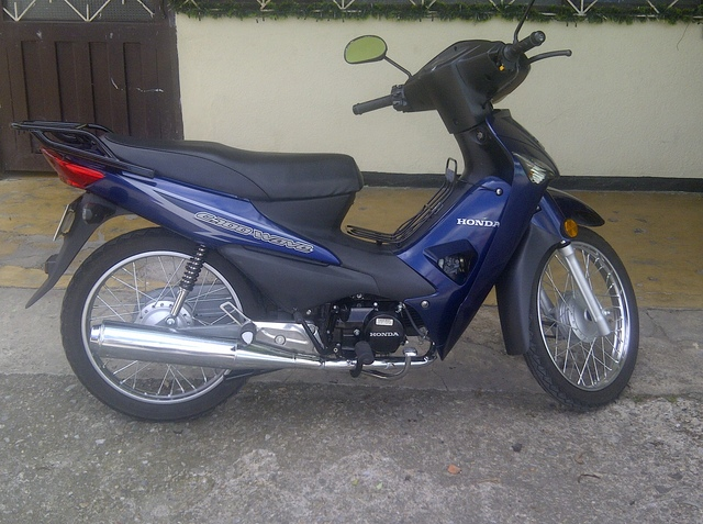 Galerry honda c100 wave