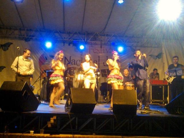 ferias y fiestas orquesta en vivo shows - Eventos - Recetor