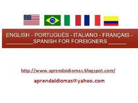 Idiomas english - portugués - italiano - français -spanish for foreigners - Idiomas - Manizales