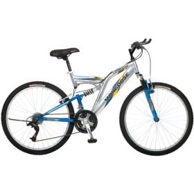 Vendo Bicicleta Mongoose Domain 26-inch Dual-suspension Mountain Bike - Bicicletas - San José