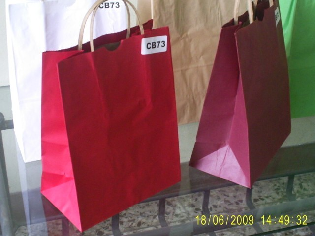 BOLSAS DE PAPEL KRAFT NATURAL  - Compras en General - El Guarco