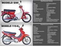 MOTOS Y MOTORCYCLES - Motos / Scooters - Neiba