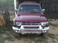 se vende mitsubishi montero full  - Autos - Independencia