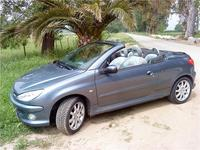 PEUGEOT 206 CC 1.6 HDi 110 Roxy Diesel - Autos - Los Cacaos
