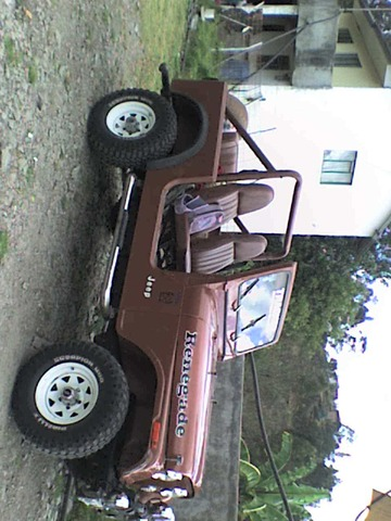 vendo jeep CJ7 RENEGADE año 1981 - Autos - Cuenca