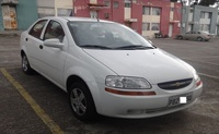 vendo Aveo Family 2013 impecable con 5800 km  a $13700 con extras - Autos - Quito