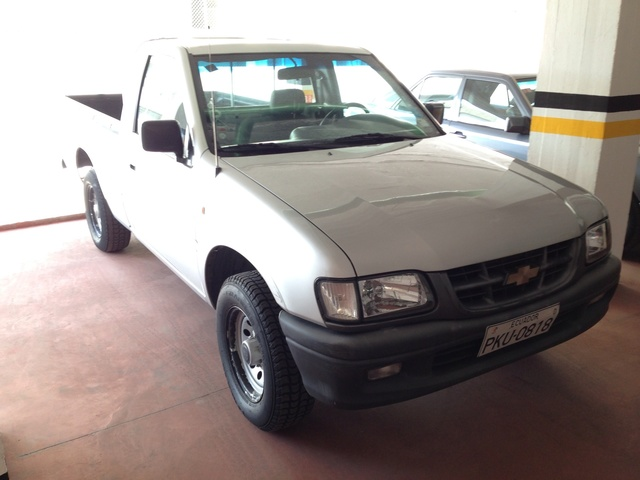 Chevrolet Luv Cabina Simple