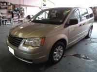 2008 Chrysler Town & Country LX  - Autos - Pangua