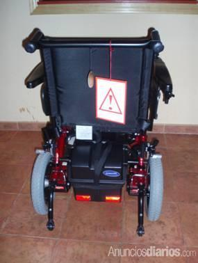 Silla de ruedas el ctrica invacare international otras ventas en madrid - Sillas de ruedas madrid ...