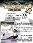 Curso de Corel Draw X4 en Video - mas de 8 horas de clase en video - Otros Cursos - La Ceiba