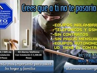 Alarmas Cancun Security Systems - Custodia de Seguridad - Cancún