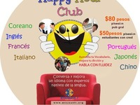 HAPPY HOUR CLUB - Idiomas - B. Juárez