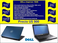 Laptop DELL Nueva?