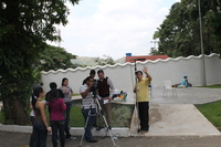 Taller intensivo de cámara y edición en video.