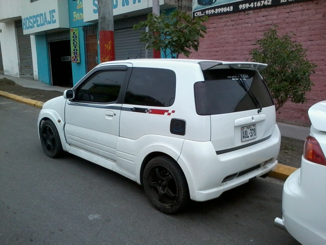 suzuki swift sport 2004 tuning autos en arequipa. Black Bedroom Furniture Sets. Home Design Ideas
