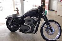 NIGHTSTER 1200cc DEL 2009 - Motos - Adjuntas