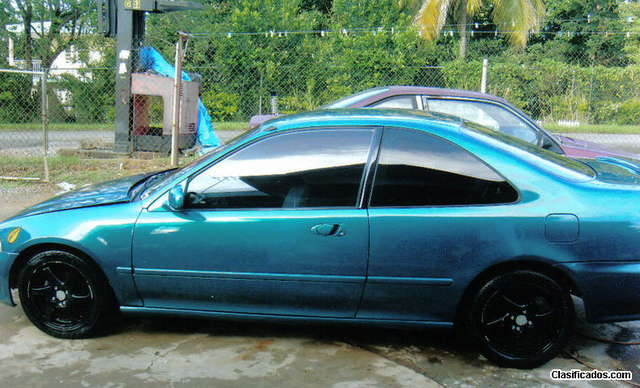 Honda Civic Dx 1995 Autos En A 241 Asco