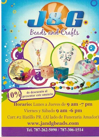 BEADS-ART-CRAFTS AND MORE - Anuncios Diversos - Todo Puerto Rico
