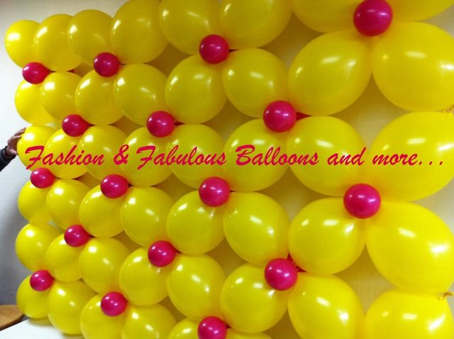 Fashion & Fabulous Balloons and More (DECORACION CON GLOBOS)  - Anuncios Diversos - Todo Puerto Rico