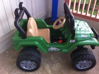 Jeep Power Wheels  - Regalos / Juguetes - Carolina