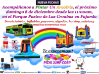 "Evento Familiar ""Pintando un Arcoiris""  - Hosting gratis - Fajardo"