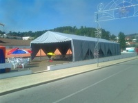 Tenda carpa 20x8xxl - Eventos - Todo o Portugal