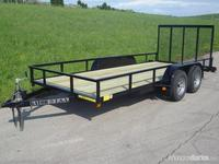 traila de utilidad 6x16ft gatormade trailers North Carolina-- remolques - Camiones / Industriales - Todo Estados Unidos