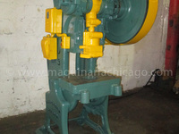 L&J  Punch Press   30 Ton  Used - Compras en General - Mission