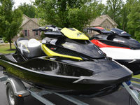 2012 Sea Doo RXT-X 260 and Wake Pro 215 w/ Trailer - Barcos / Náutica - Saint Paul