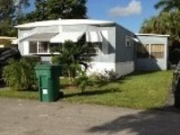 Doublewide Mobile Home - Otros alquileres - Fort Lauderdale