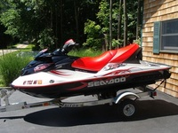 2009 Sea Doo Wake Pro 215HP Supercharged - Barcos / Náutica - New York