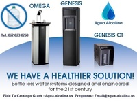 Hot & Cold Water Coolers Alkaline Healthier Solution For the 21st Century - Préstamos - Clifton