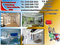 11-04-13 Professional Painting Operation - Construcciones - Downey