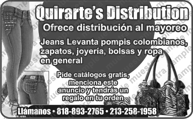 ropa venta al pormayor . solo en quirartes - Compras en General - Garfield Heights