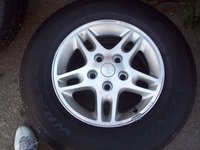 WHEEL/TIRES 225/75R16 PRICE $250 - Accesorios - New York