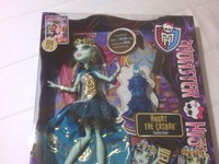 OFERTA ESPECIAL - VENDO   MUÑECAS MONSTER HIGH 13 WISHES HAUNT THE CASBAH FRANKIE STEIN DOLL - Regalos / Juguetes - Hawthorne
